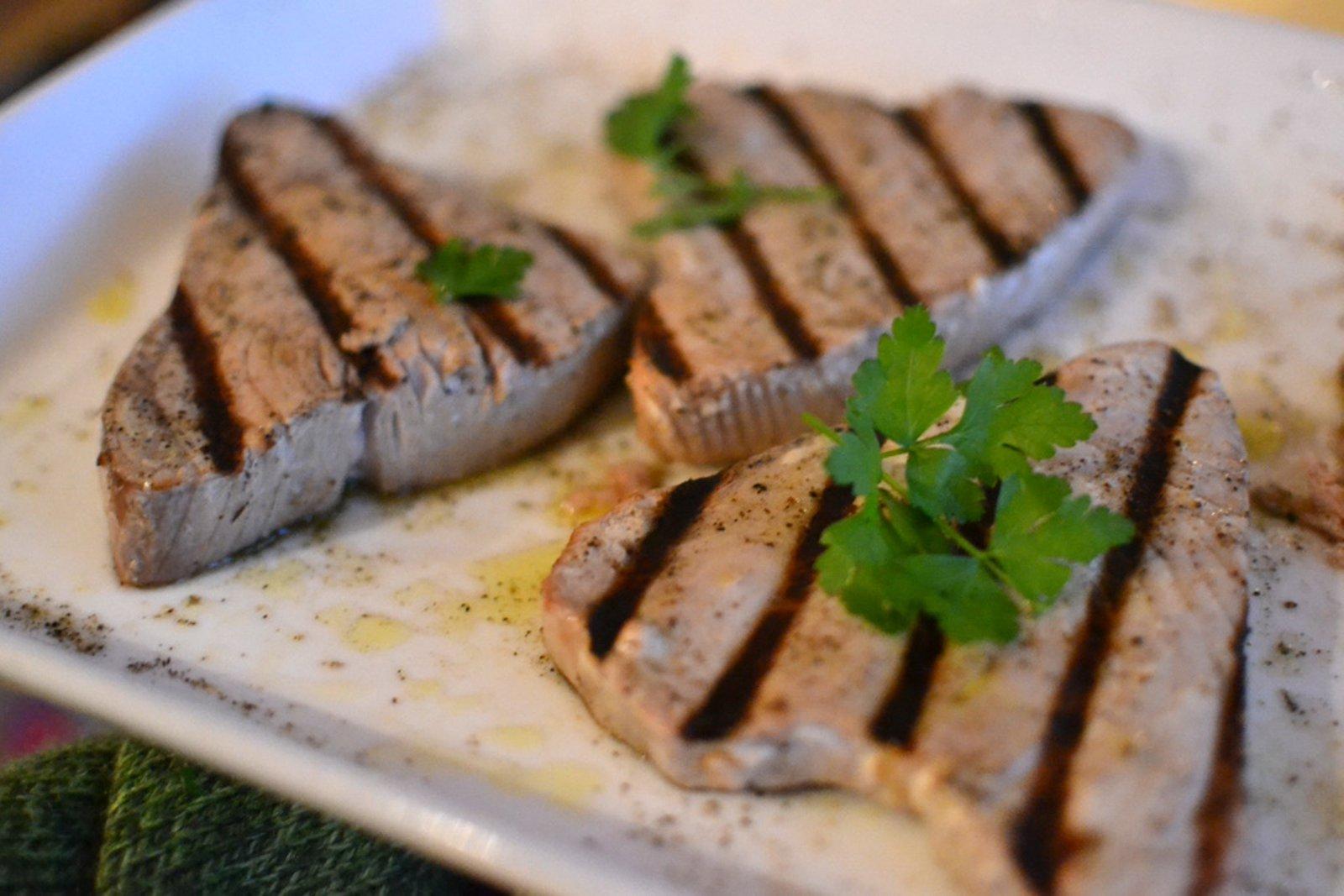 grilluð túnfiskssteik-1